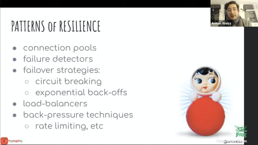 Patterns of Resilience