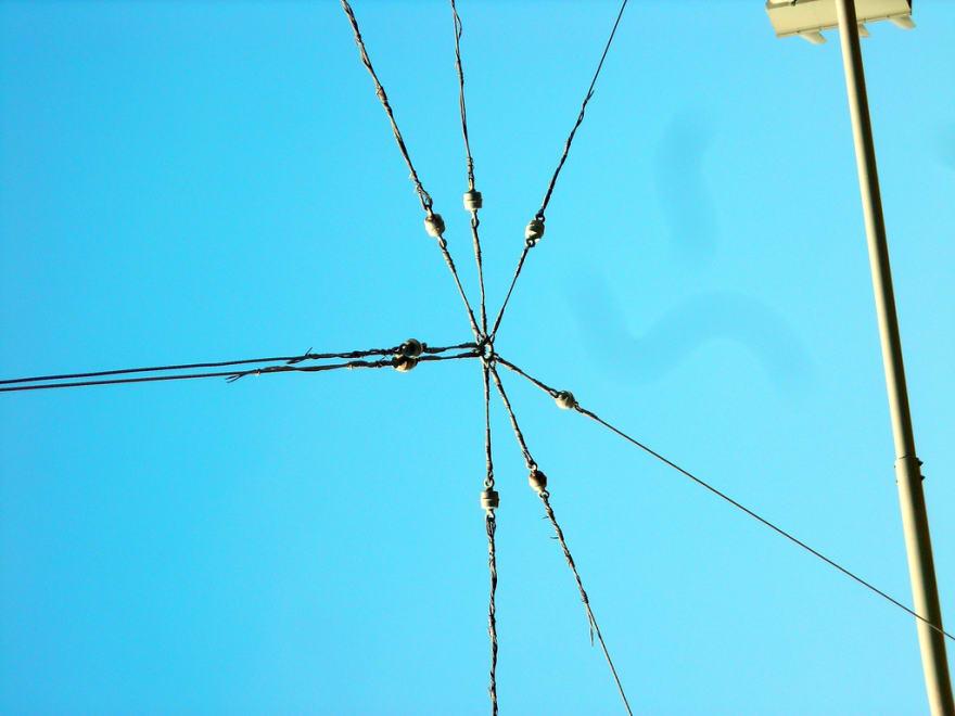 Wire asterisk