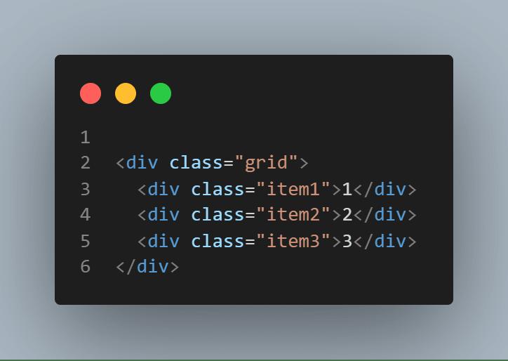 grid-html