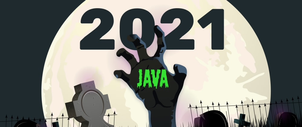 Cover image for Is Java still relevant in 2021?