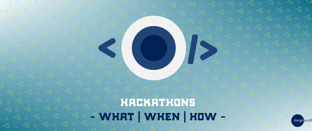 Cover image for Participating in a Hackathon? Want to? Read this!