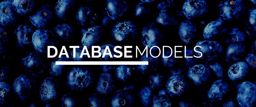 Cover image for A salada de frutas dos modelos de dados