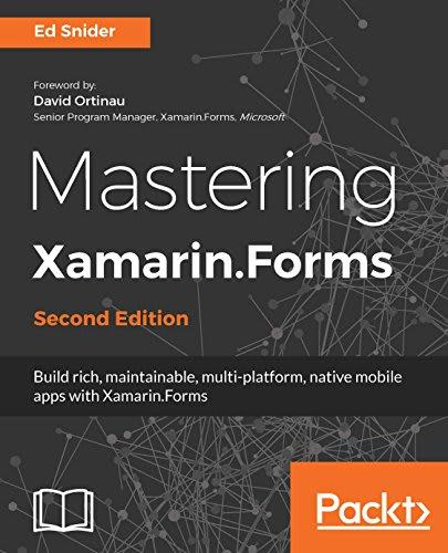 Mastering-Xamarin