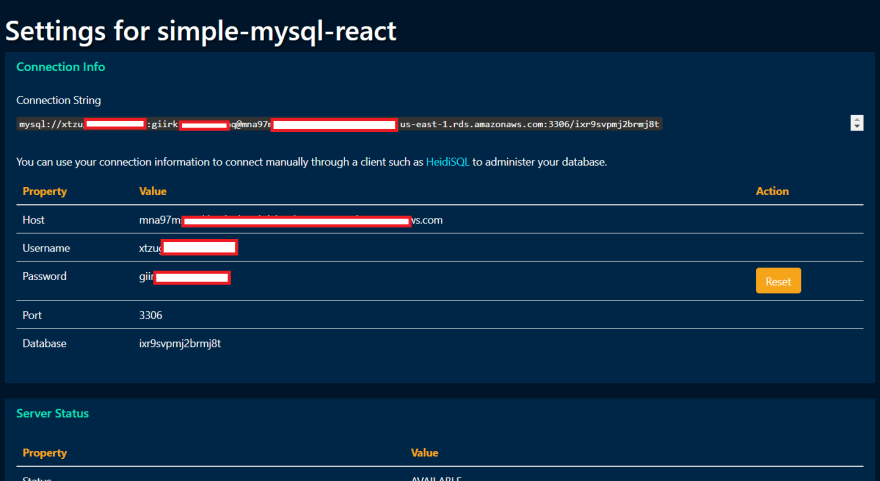 Step by step React, NodejS and MySQL Simple Full Stack Application