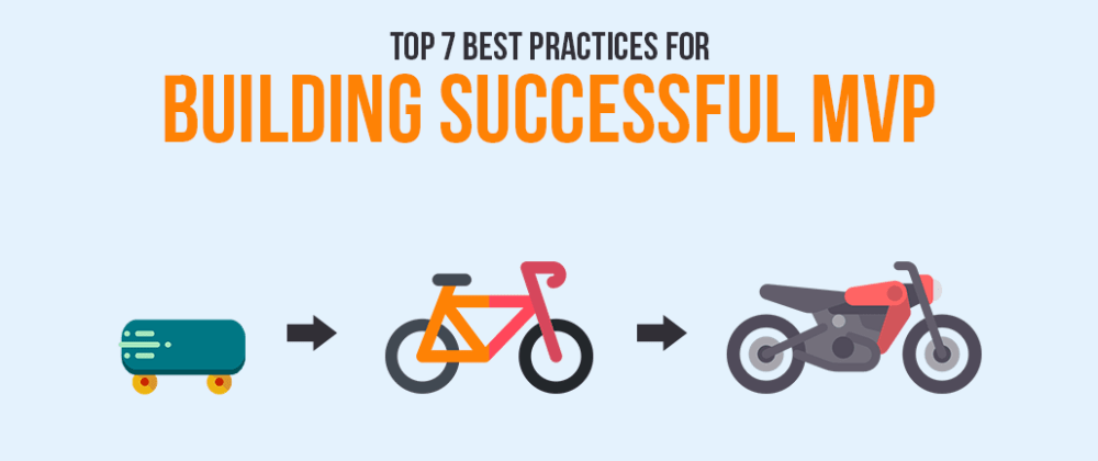 Cover image for Top 7 Best Practices For Building Successful MVP