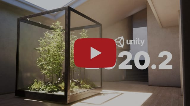 Unity 2020.2 is now available
