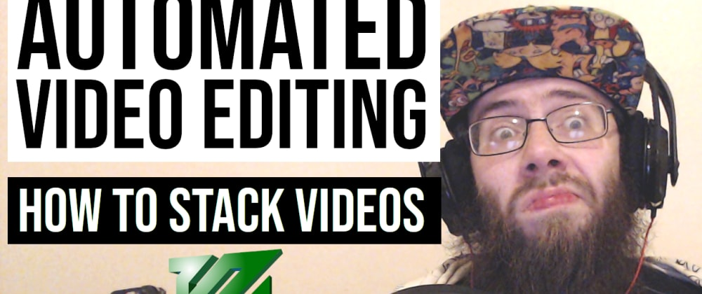 Cover image for How to stack videos together with ffmpeg