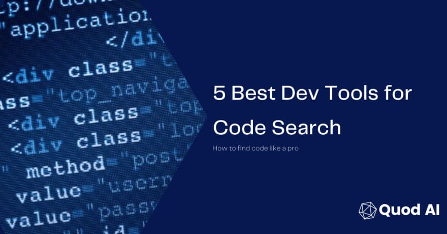 5 Best Dev Tools for Code Search