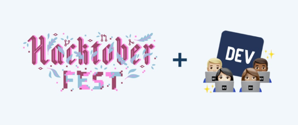 Cover image for Happy Hacktoberfest! 🎃