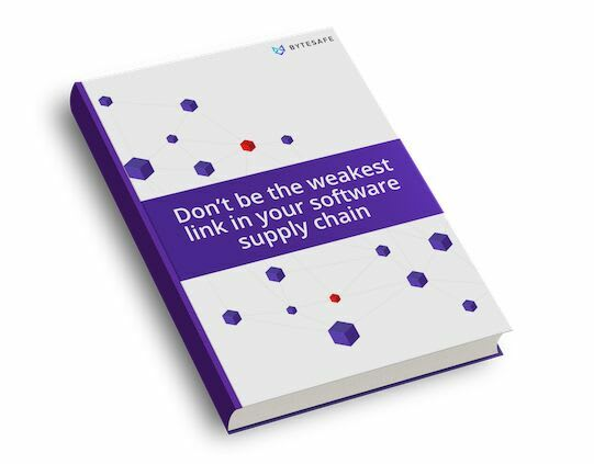 Bytesafe E-book - Don't be the weakest link