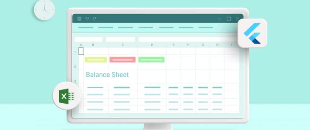 Cover image for How to Create a Balance Sheet Using Flutter Excel Library