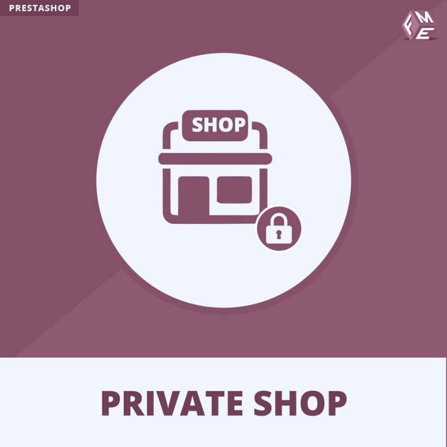 Private Shop Prestashop