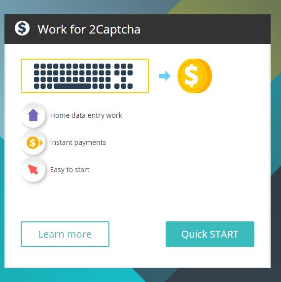 2Captcha hiring