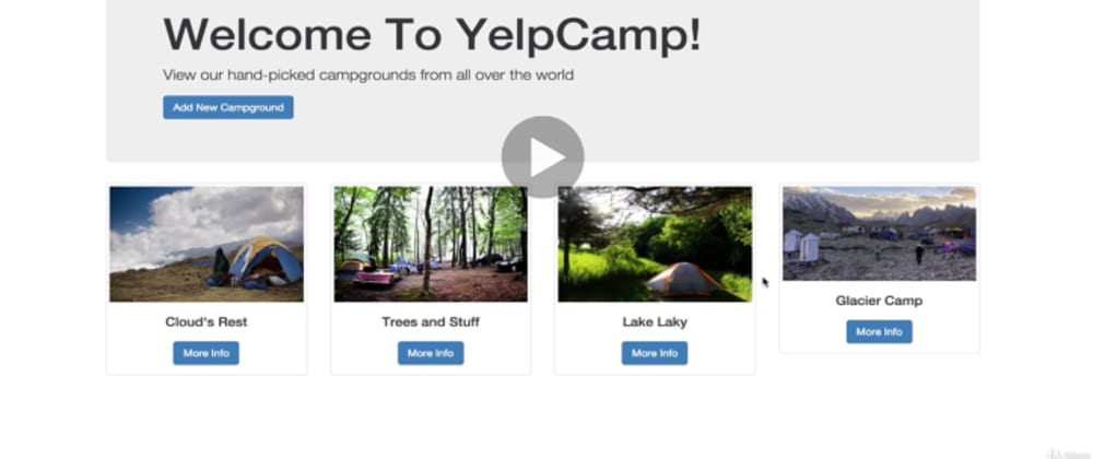 Cover image for Week 11: YelpCamp Comments