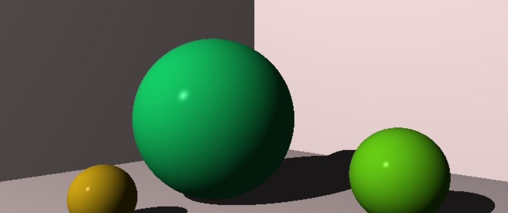 Cover image for The Ray Tracer Challenge in Rust