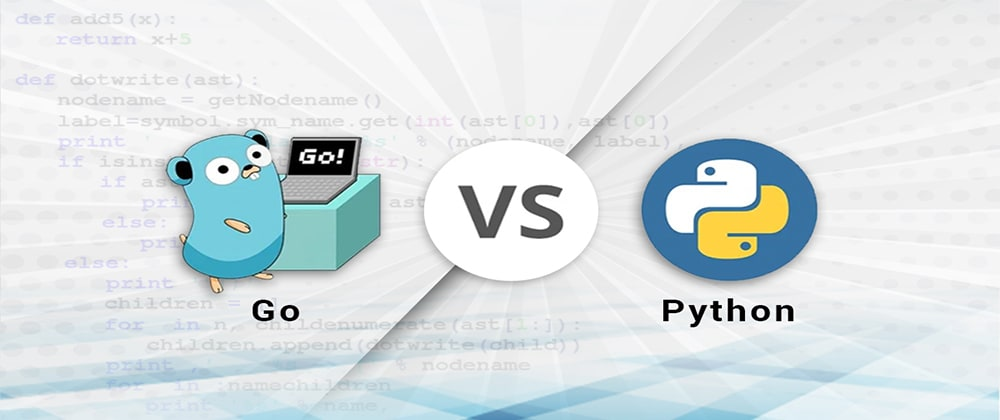 Cover image for Demystifying Go and Python for the new age businesses