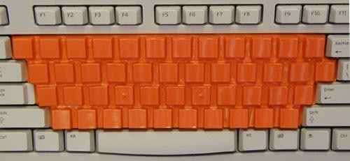 SpeedSkin keyboard cover