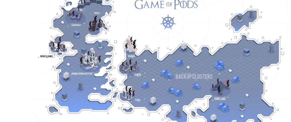 """Cover image for Learn Kubernetes by Playing the """"Game of Pods"""""""