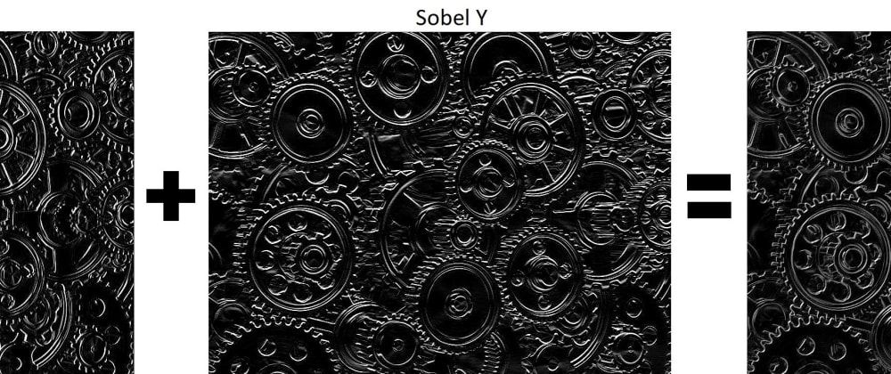 Cover image for Discovering OpenCV using Python: Edge detection