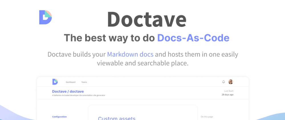 Cover image for Doctave.com opens to public beta