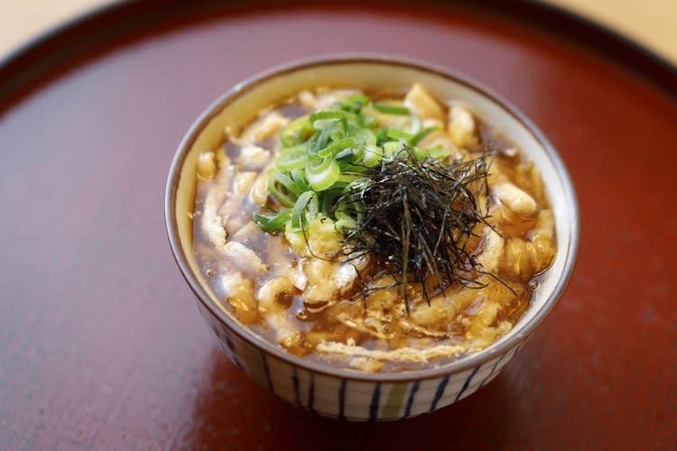 Raccoon Dog Rice, Osen's signature dish