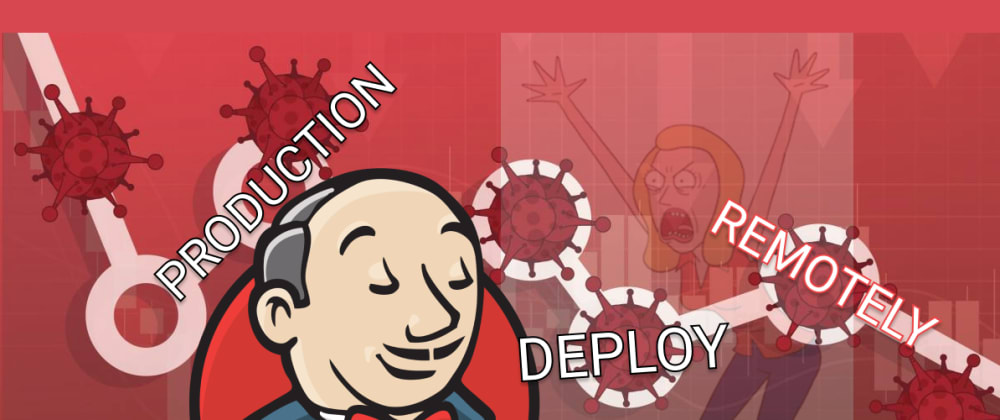 Cover image for Deploying weekly and... remotely
