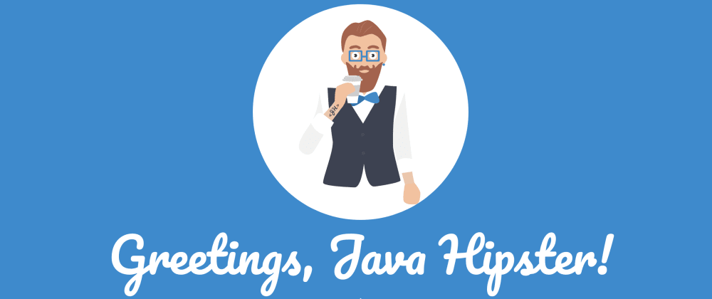 Cover image for JHipster - The Fastest Way To Build A Production-Ready Angular & Spring Boot Application