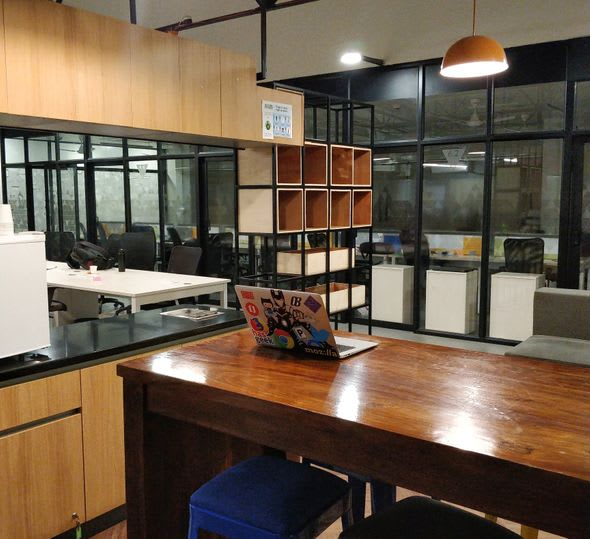 an image of co working space