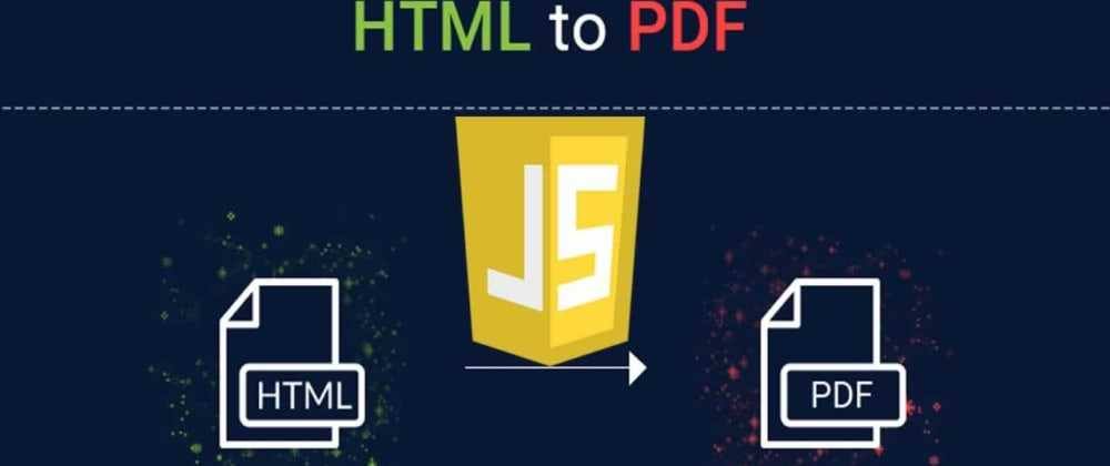 Cover image for Download web pages as PDF with JavaScript