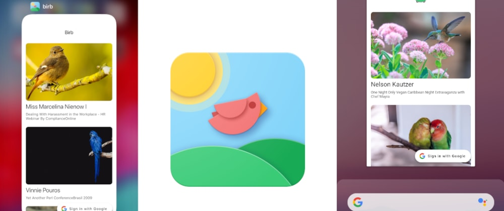 Cover image for A month of Flutter: awesome adaptive icons