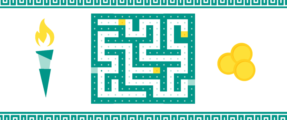 Cover image for Solve the Cretan maze