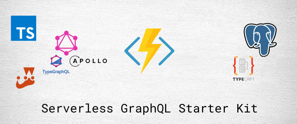 Cover image for Serverless GraphQL with Azure Functions and PostgreSQL