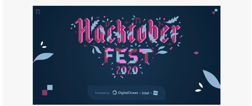 Cover image for First Hacktoberfest