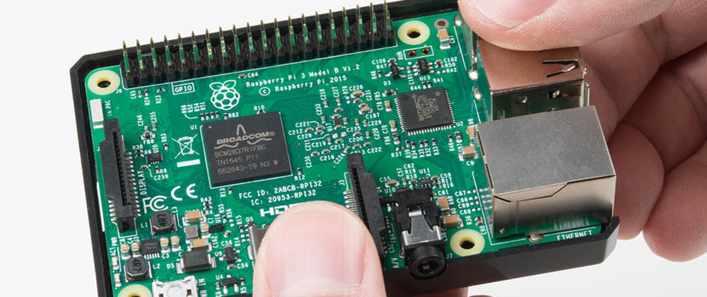 Cover image for Setup Azure IOT Edge Runtime on the Raspberry Pi - Minified - 1