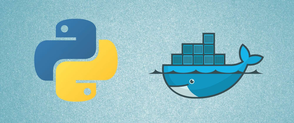 Cover image for Dockerize Python Application.