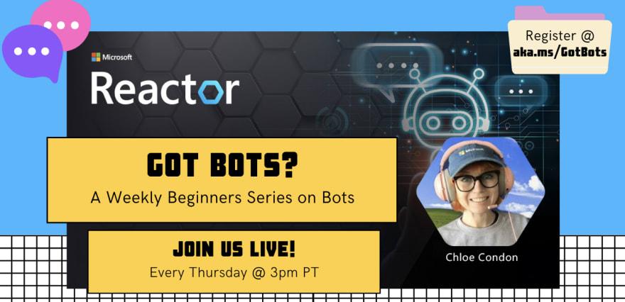 image promoting got bots series