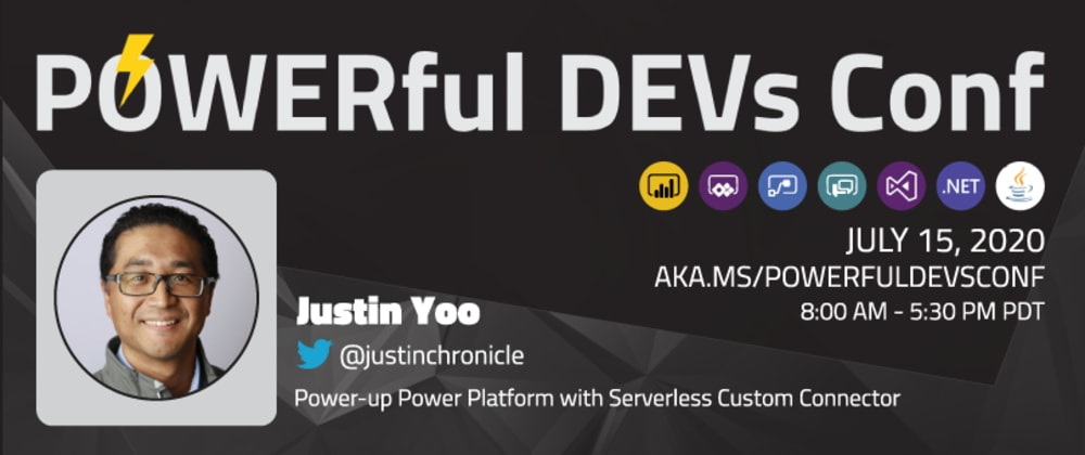 Cover image for Power-up Power Platform with Serverless Custom Connector