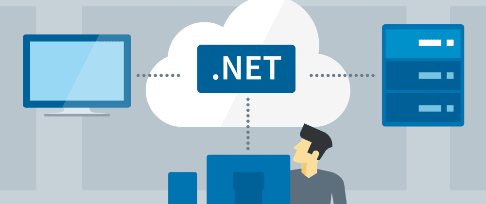 Cover image for Deploying ASP.NET Core web applications to a virtual machine in Azure