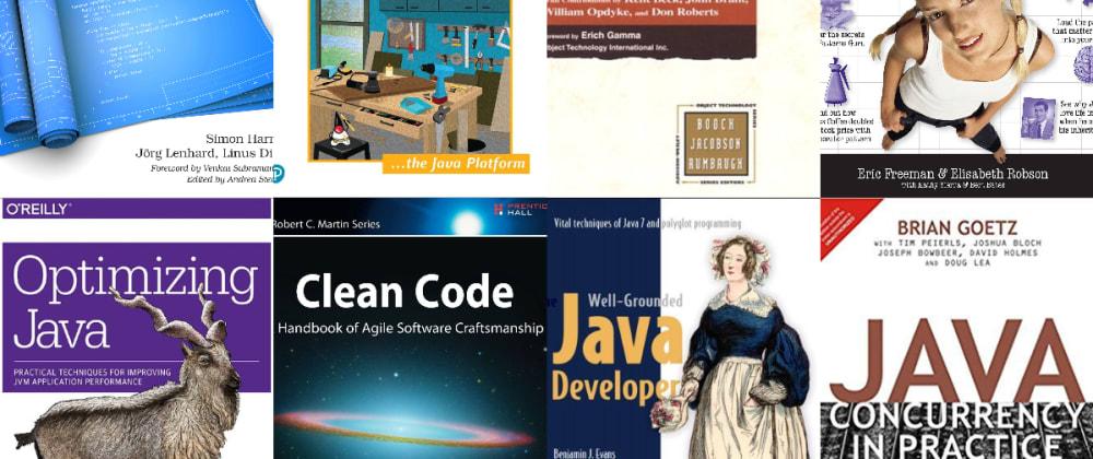 Cover image for 10 Best Java Books for Beginner and Intermediate Developers
