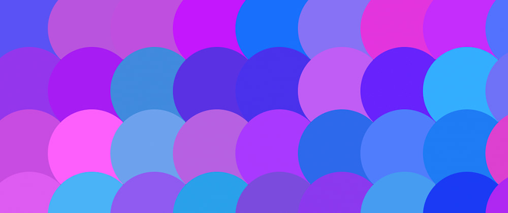 Cover image for SVG Circle Pattern Generator