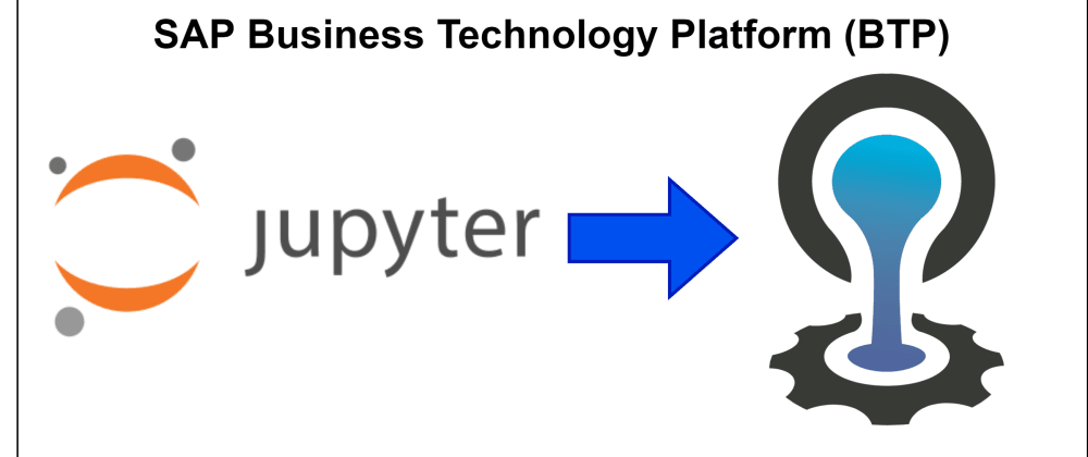 Cover image for Run JupyterLab on SAP BTP Cloud Foundry