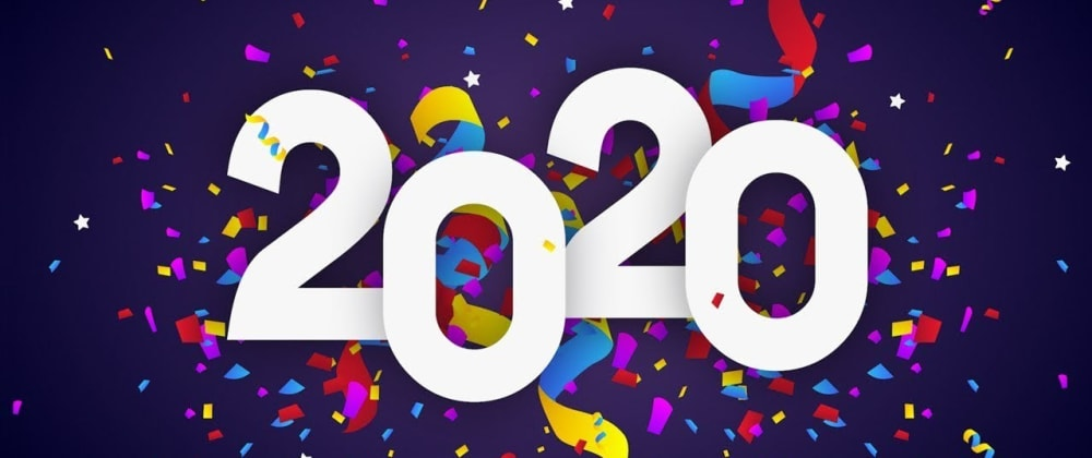 Cover image for My Review of 2020