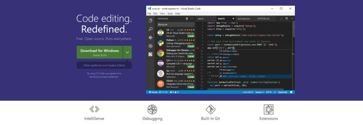#codepunk 018: Visual Studio Code