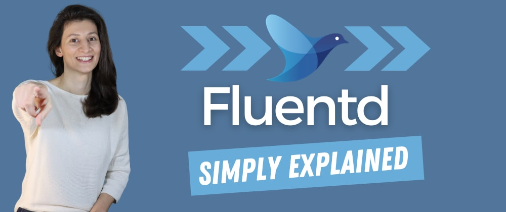Cover image for How Fluentd simplifies collecting and consuming logs | simply explained