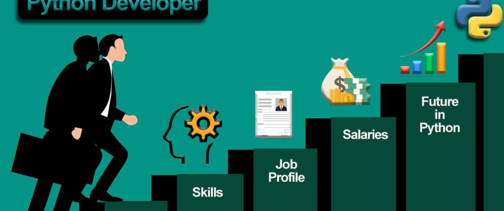 Cover image for Career Path and Scope of Python Developer