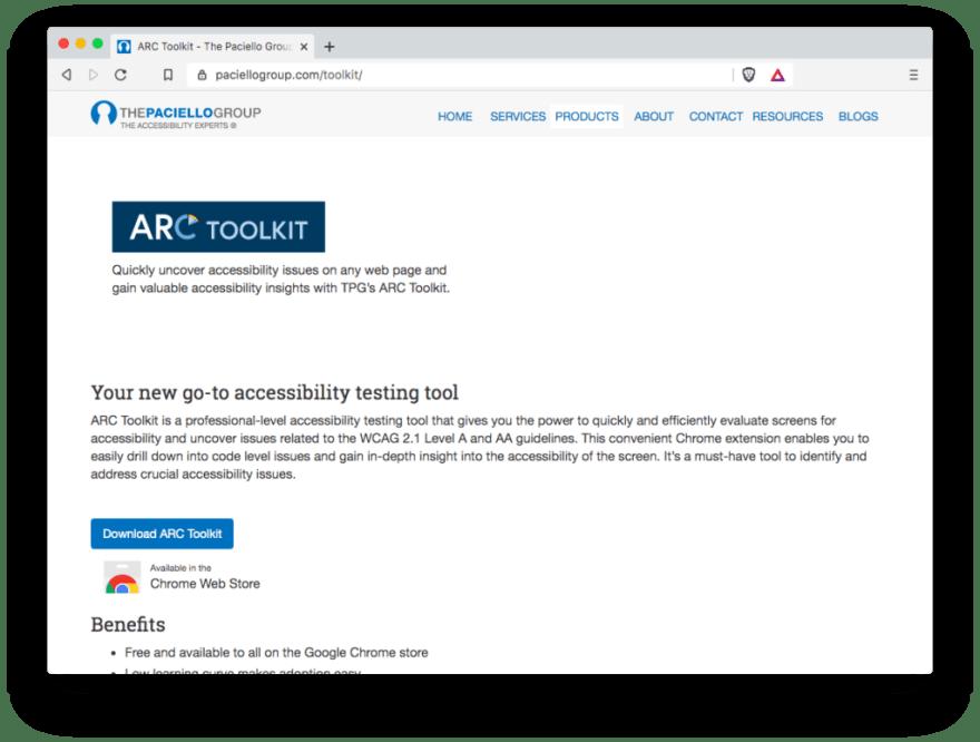 ARC Toolkit