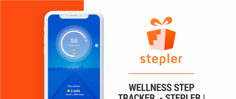 Cover image for Wellness Step Tracker - Stepler | Project Details