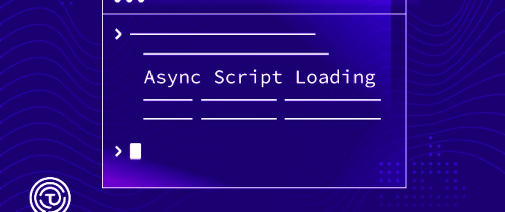 Cover image for Wait for a Script to Load in Javascript