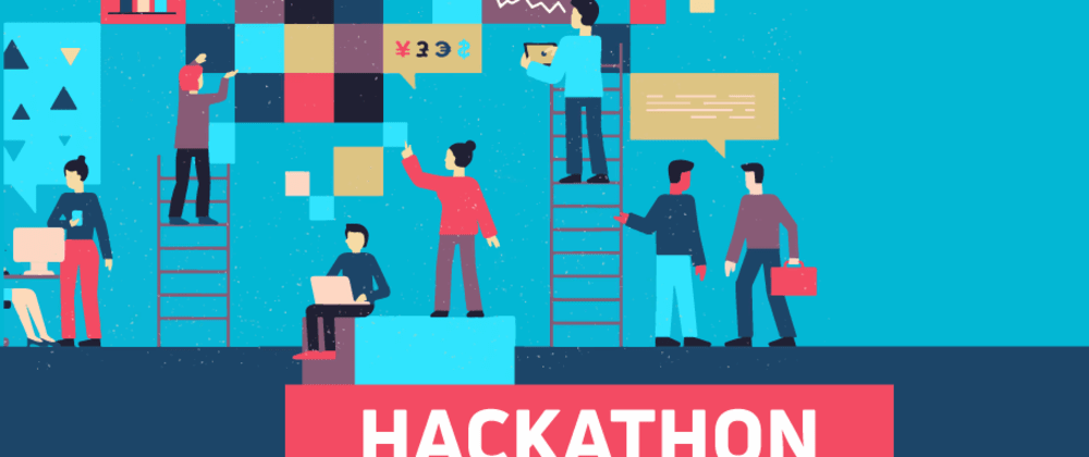 Cover image for My First Hackathon ( an amazing experience )