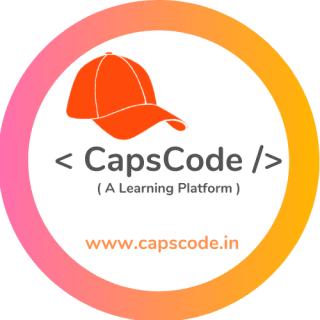 capscode profile picture